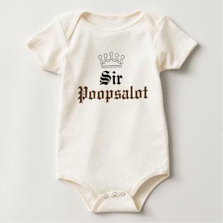Sir Poopsalot - Baby Bodysuit