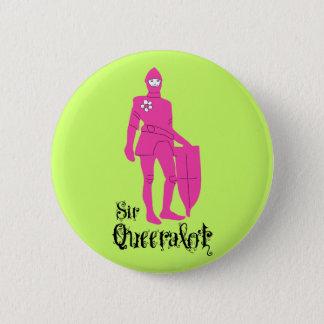Sir Queeralot 2 Inch Round Button