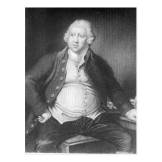 Sir Richard Arkwright Postcard