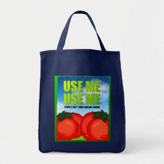Sir Shop A-Lot Tote Bag