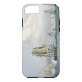 Sir Sidney Smith's (1764-1840) Squadron engaging a iPhone 7 Case