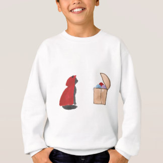 Sir Squeaker of Kittenton Is Victorious Sweatshirt