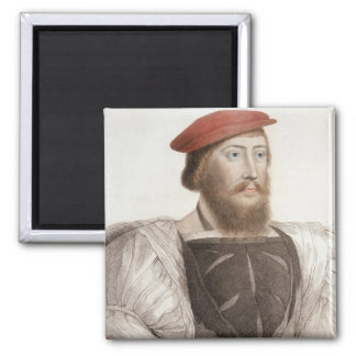 Sir Thomas Boleyn (1477-1539) engraved by Francesc Magnet