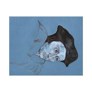 Sir Thomas Canvas Print