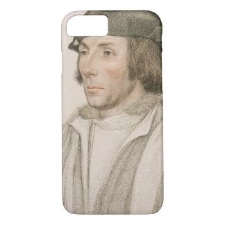 Sir Thomas Elyot (c.1490-1546) engraved by Frances iPhone 7 Case