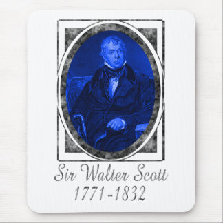 Sir Walter Scott Mouse Pad