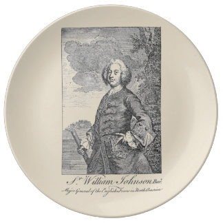 Sir William Johnson Plate