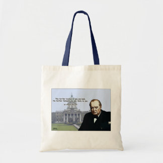 Sir Winston Churchill - Inspirational Bags