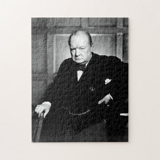 Sir Winston Churchill Jigsaw Puzzle