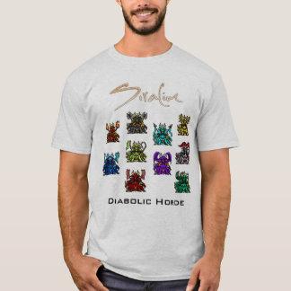 Siralim - Diabolic Horde Shirt