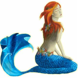 Siren - Mermaid Photo Sculpture