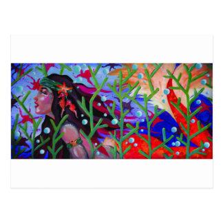 Sirena Postcard