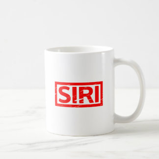 Siri Stamp Coffee Mug