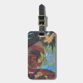 Siris in Transformation - Monster Book 1 cover art Bag Tag