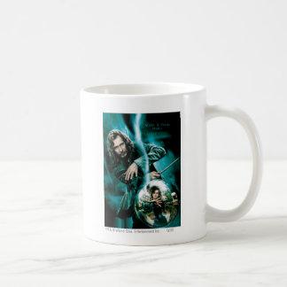 Sirius Black and Bellatrix Lestrange Basic White Mug