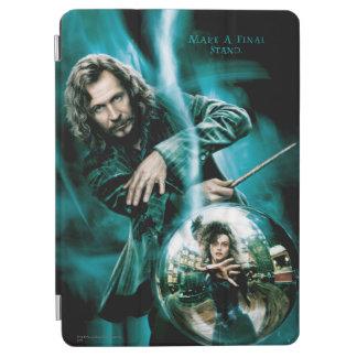 Sirius Black and Bellatrix Lestrange iPad Air Cover