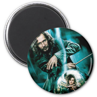 Sirius Black and Bellatrix Lestrange Magnet