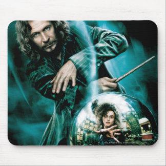 Sirius Black and Bellatrix Lestrange Mousepad