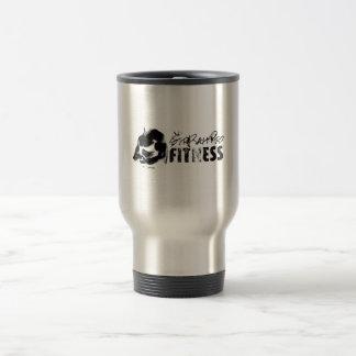 SirRahPro Fitness Travel Mug