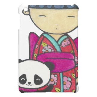 Sishu and bamboo case for the iPad mini