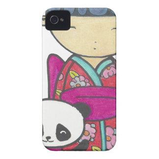 Sishu and bamboo Case-Mate iPhone 4 case