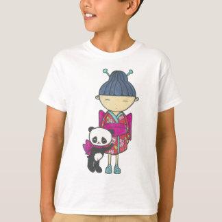 Sishu and bamboo T-Shirt