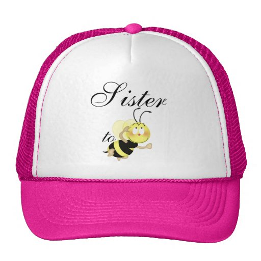 Sister 2 be mesh hats