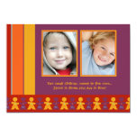 Sister Brother - Photo Birthday Party Invitation