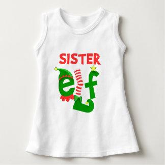 Sister Elf Dress