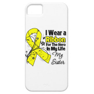 Sister Hero in My Life Sarcoma iPhone 5 Cover