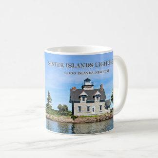 Sister Islands Lighthouse, New York Mug