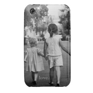 Sister Love iPhone Case iPhone 3 Covers