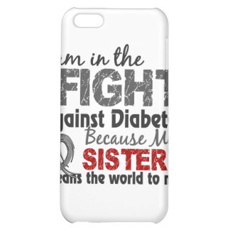 Sister Means World To Me Diabetes iPhone 5C Case
