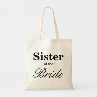Sister of the Bride Tote