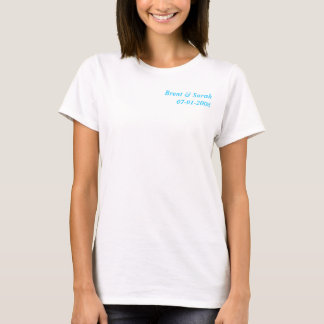 Sister of the Groom T-Shirt
