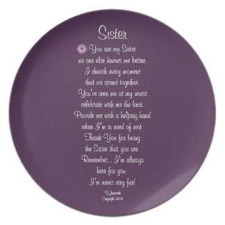 Sister Plate