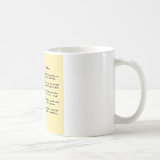 Sister Poem - German Shepherd Dog Coffee Mug