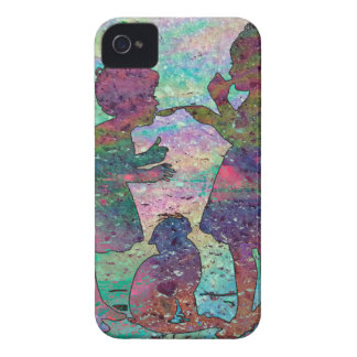 SISTER SHARE 2 iPhone 4 Case-Mate CASES