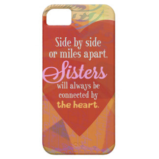 Sister Side-by-Side iPhone 5 Covers