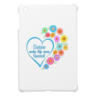 Sister Special Heart Cover For The iPad Mini