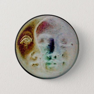 Sister Sun Brother Moon 2 Inch Round Button