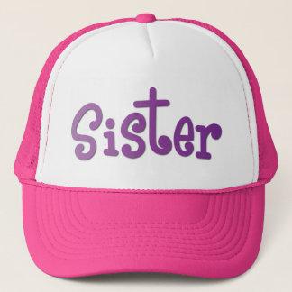 Sister Trucker Hat