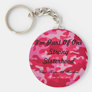 Sisterhood Keychain