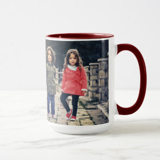 Sisters 15oz Custom Photo Mug New By Zazz_it