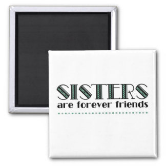 Sisters 2green magnet