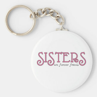 Sisters 3pink keychain