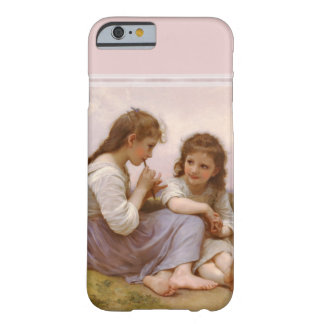 Sisters and Flute Music by Bouguereau Barely There iPhone 6 Case