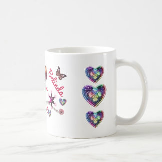 Sisters at Heart LYLAS Coffee Mug