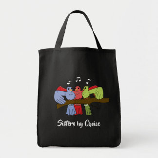Sisters by Choice Tote Bag