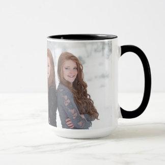 Sisters Custom Mug Add You Photo 15oz By Zazz_it